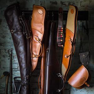 Leather Gunslips-413