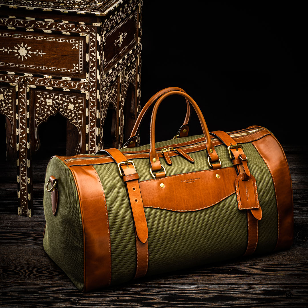 Sutherland Safari Bag